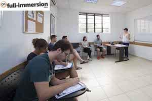 Curso de preparação para o exame TOEFL