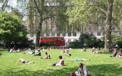 Trovare alloggio a Londra in alta stagione