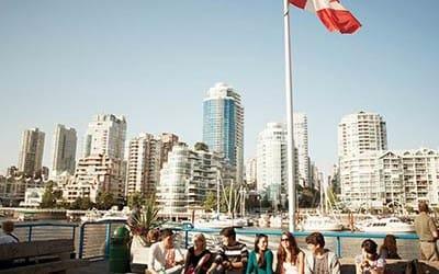 Study English in Canada