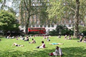 London 18+