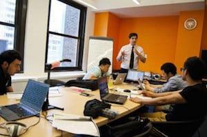 Corso di inglese per il lavoro (inglese business) per adulti a Washington
