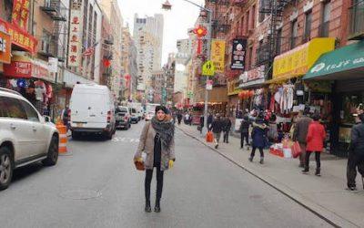 Inglese e visita a New York? L'esperienza di Carolina