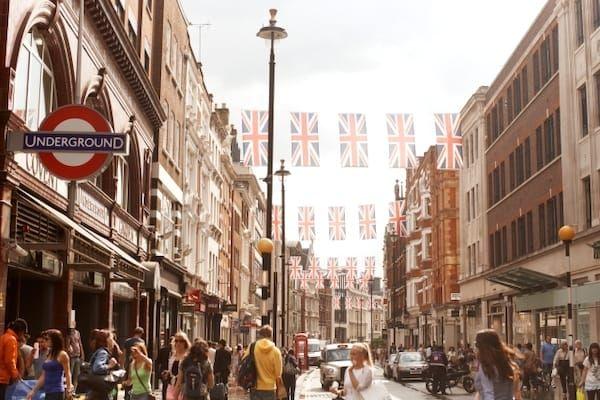 Londra 30+